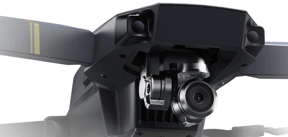 La fotocamera del DJI Mavic Pro